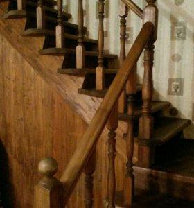 Лестницы. двери меж комнотный