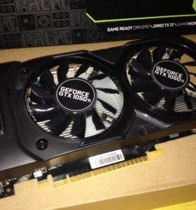 Palit GeForce GTX 1050 Ti 4G + Гарантия 26/12/2017