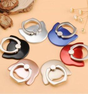 Держатель - кольцо подставка 360 для телефона