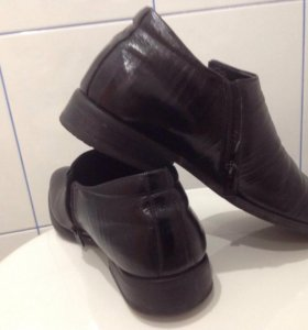 Туфли мужские б/у одна неделя