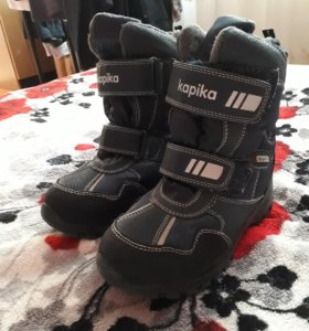 Ботинки зимние размер 33