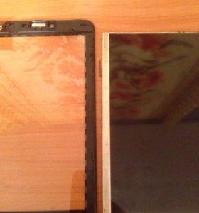 Экран и сенсор на планшет