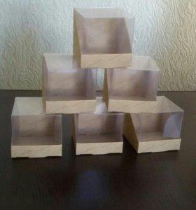 Коробочки для упаковки подарков