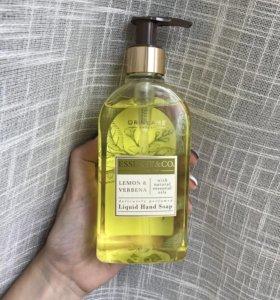 Жидкое мыло д/рук с лимоном и вербеной 300мл