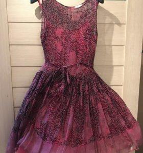 Платье Red VALENTINO, оригинал