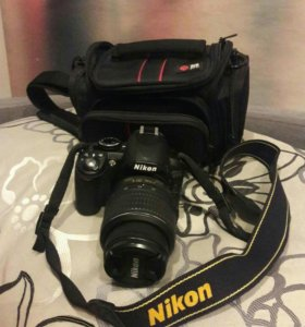Фотоаппарат Nikon D3100kit18-55