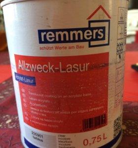 Краска-лазурь Реммерс