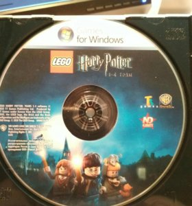 """PC игра """"Lego Harry Potter"""""""