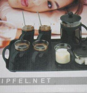 Посуда gipfel. набор для чая И кофе zero