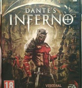 """Xbox игра """"Dante's Inferno"""""""