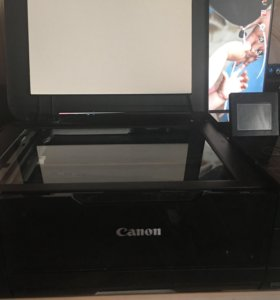 Цветной принтер Canon(МФУ)