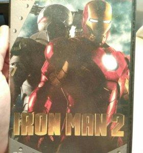 """Xbox игра """"Iron Man 2"""""""