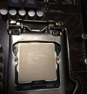 Процессор Intel Pentium G640