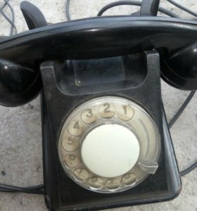 Раритетный телефон
