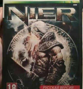 """Xbox игра """"Nier"""""""