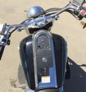 Suzuki intruder lK 1500