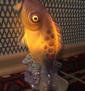 Рыбка-ночник