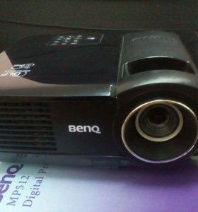 Мультимедиа проектор BENQ MP512