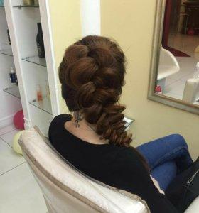 Обучение: Плетение кос