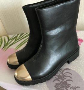 Ботинки(демисезон)