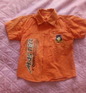 Рубашки 3 шт. за 900 руб.