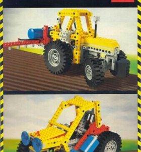 Лего lego technic 8849