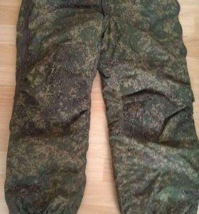 Прлдам зимние штаны вкпо в отличном состоянии