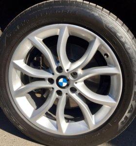 Колеса в сборе BMW X5 X6