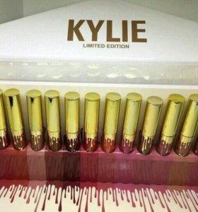 Жидкие помадки от KYLIE
