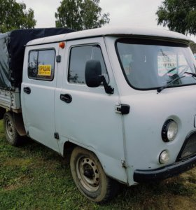 УАЗ 3909 Фермер 2008г.