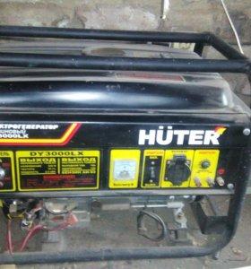 Бензогенератор Huter DY-3000Lx