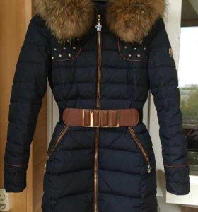 Зимний пуховик😍