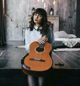 Уроки игры на гитаре. Преподаватель гитары.