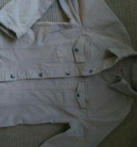 Куртка - рубашка.