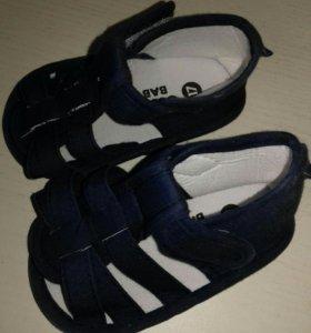 Обувь для мальчика р 17