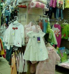 Оборудование в детский магазин