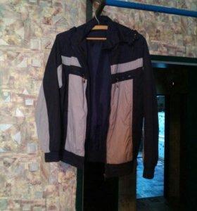 Куртки на подростка