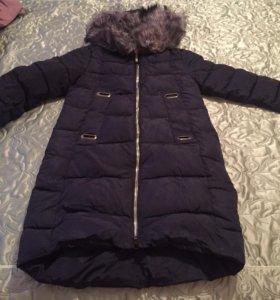 Куртка-пальто зимнее