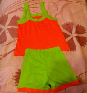 Детский трикотаж костюм