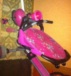 Срочно велосипед для девочки