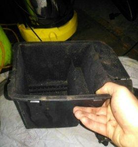 Ящик в подлокотник
