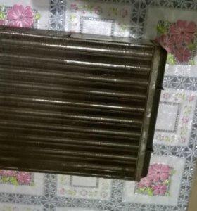 радиатор печки ваз 2107