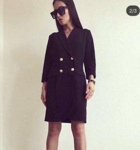 Платье пиджак 42-44