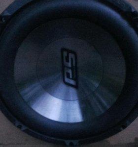 Аудиосистема саб+ усилитель