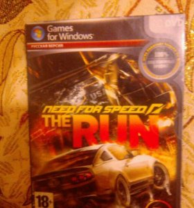 Need For Speed TheRUN