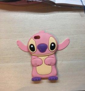 Чехол Стич на IPhone 6, 6s