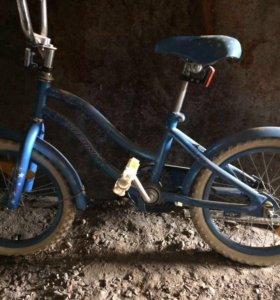 Детские велосипеды 2 штуки