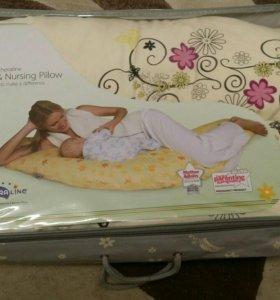 Подушка для беременных Theraline 190см
