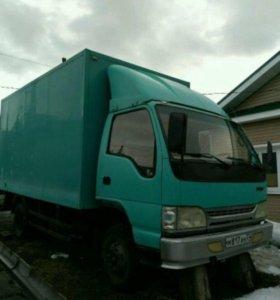 Грузовой фургон FAV