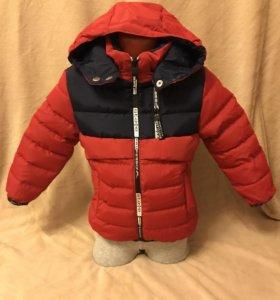 Куртка на мальчика 🔥🔥🔥новая